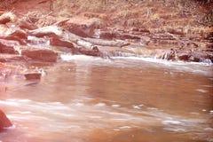 Ruhiges Wasser Stockfoto