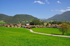 Ruhpolding,Bavaria,Chiemgau,Germany Royalty Free Stock Photos