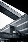 Ruhr factory building, Germany Royalty Free Stock Photo