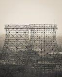 Ruhr stålskelett, Tyskland Royaltyfria Foton