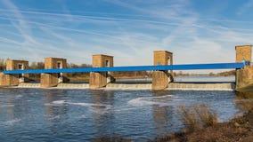 Ruhrwehr Duisburg, Deutschland lizenzfreies stockbild