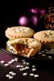 Ruibarbo e haste Ginger Pies III Imagem de Stock Royalty Free