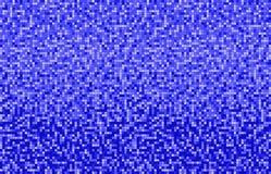 Ruido azul Imágenes de archivo libres de regalías
