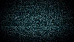 Ruido azul de la TV
