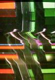 Ruido de la TV Imagenes de archivo