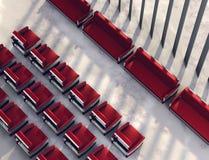 Ruime vergaderingsplaats Stock Foto's