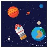 ruimte Stock Afbeelding