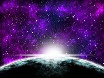 ruimte Stock Fotografie
