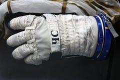 Ruimte handschoen Stock Foto