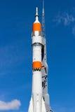 Ruimte raket. royalty-vrije stock afbeeldingen