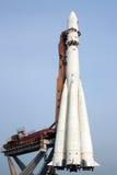Ruimte raket stock foto