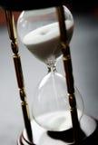 Ruimte van tijd, zandloper Royalty-vrije Stock Foto