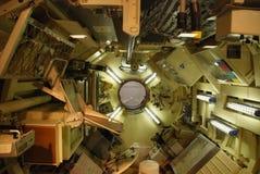 Ruimtecapsule stock afbeeldingen