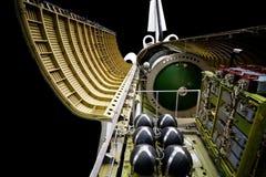 Ruimteschip Royalty-vrije Stock Afbeeldingen
