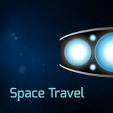 ruimteschip Stock Foto