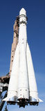 Ruimteschip Vostok 1 royalty-vrije stock foto's