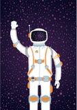 ruimtevaarder Stock Foto's
