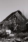 Ruiné à la maison Photographie stock