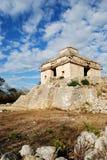 Ruin. Maya ruin in  merida yucatan mexico Royalty Free Stock Photos
