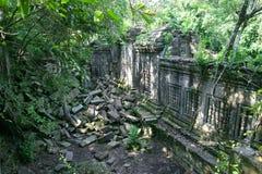 Ruin Angkor Wat Cambodia Royalty Free Stock Images