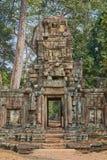Ruin Angkor Wat, Preah Khan, Cambodia Stock Photography