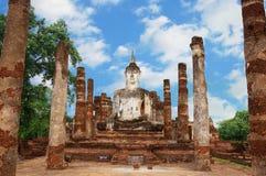Ruin of Buddha Stock Photography