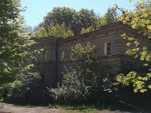 Ruin. Of a building Royalty Free Stock Photos