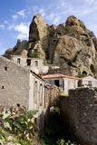 Ruin Calabria Royalty Free Stock Photos