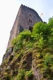 Ruin of castle Hohengeroldseck Royalty Free Stock Image