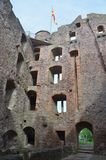 Ruin of castle Hohengeroldseck Royalty Free Stock Photos
