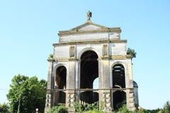 Ruin of church Royalty Free Stock Photography