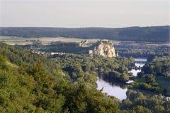Ruin Devine - Slovakia by Bratislava Royalty Free Stock Photo