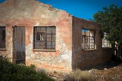 Ruin German War Camp. World War II German War Camp, Sternes Akrotiri Crete, Greece Royalty Free Stock Photo