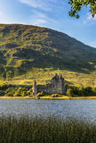 Ruin of Kilchurn Castle  in Scotland Stock Photography