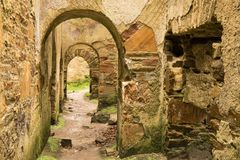 Ruin, Old, Old Times, Castle Royalty Free Stock Photo