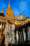 Ruin- Pagan, Burma (Myanmar) Royalty Free Stock Photography