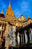 Ruin- Pagan, Burma (Myanmar) Royalty Free Stock Photography