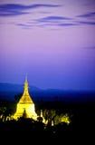 Ruin- Pagan, Burma (Myanmar) Stock Images