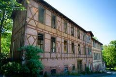 Ruin or reparable Stock Image