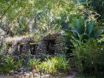 Ruin In Rio Botanical Gardens Royalty Free Stock Image