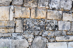 Ruin texture Stock Images