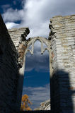 Ruin in Visby Royalty Free Stock Photos