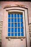 Ruin window Stock Photos