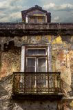 Ruin Window royalty free stock photo