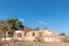 Ruin in Zoar Stock Image