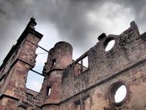 ruina Fotografia Stock