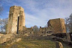 Ruina Imagen de archivo libre de regalías