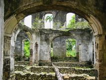 Ruina Fotos de archivo