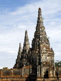 Ruina antigua del templo imagen de archivo libre de regalías