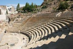 ruina antyczny teatr Obrazy Stock